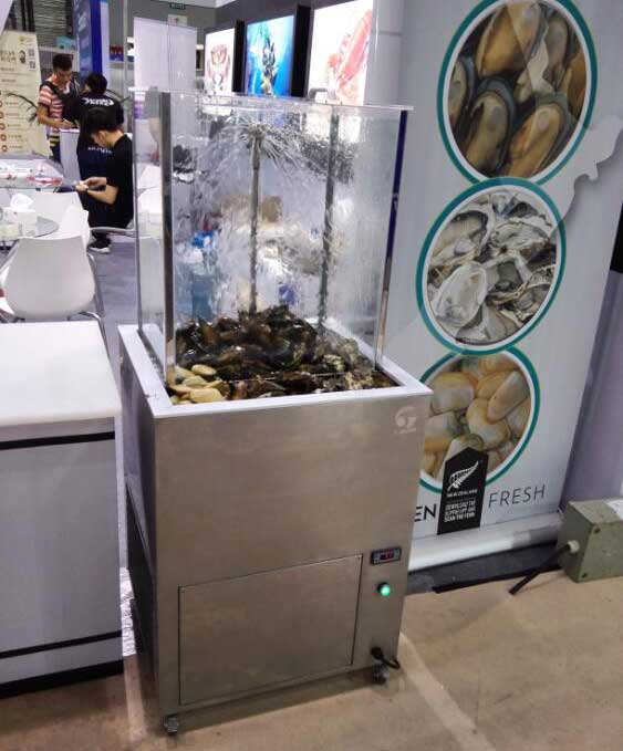 海鲜冷水机